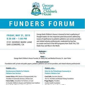 funders forum 2019
